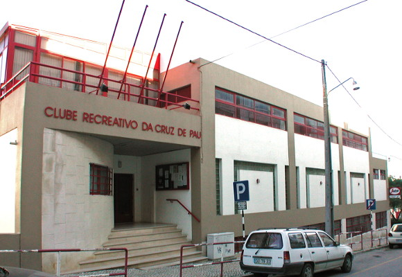 Clube Recreativo da Cruz de Pau